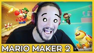 THE NEW RECORD - SUPER MARIO MAKER 2: EXPERT