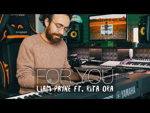 """For You"" - Liam Payne ft. Rita Ora - Fifty Shades Freed (Piano Cover) - Costantino Carrara"