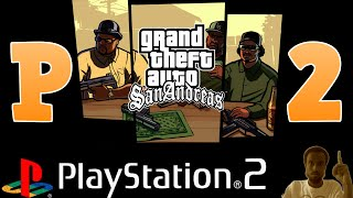 ▶️ Grand Theft Auto: San Andreas PS2™️ Gameplay Part 2