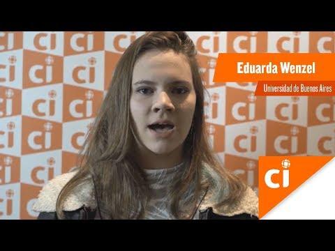 Eduarda Wenzel | #ViajanteCI