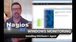 Installing NSClient++ Agent - Windows Monitoring with Nagios XI