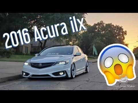 2016 Acura ilx on Aodhan wheels