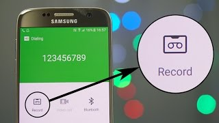 Native Call Recording On Samsung Phones - How to Enable! [Root]