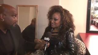 Chante Moore on Fashion