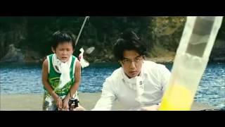 [CM]福山雅治-映画「真夏の方程式」6.29ROADSHOW15s版本3