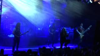 Angra - No Pain For The Dead e Evil Warning - Fabio Lione como Vocalista - Uberlândia 03/08/13