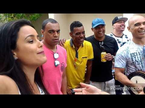 Samba na casa do Denilson, com Emerson Brasa, Fogaça, kiko e C&A