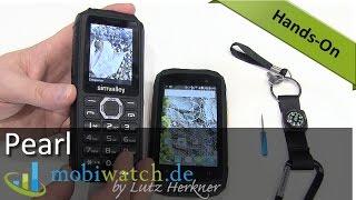 Pearl: Handy und Powerbank in einem – XT-690 + SPT-940   Hands-on-Video – Test