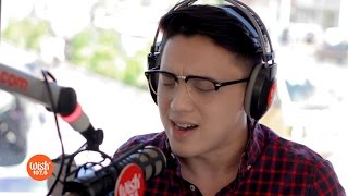 "Tim Pavino covers ""How Did You Know"" (Gary Valenciano) LIVE on Wish 107.5 Bus"