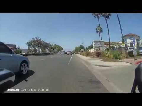 Close Call in San Marcos California