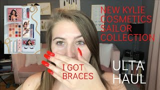 NEW Kylie Cosmetics Sailor Collection & Ulta Haul! ⚓️🚢