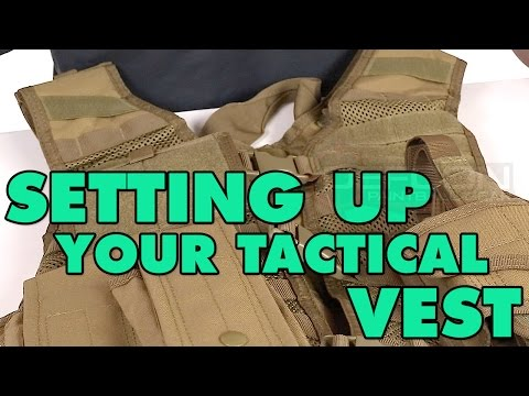Making Your Own Tactical Vest | Defcon Paintball Gear