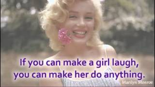 Marilyn Monroe Quotes - Famous Quotes From Marilyn Monroe