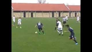 FK Hajduk Junior Kula - FK Index NS, prijateljska utakmica (mart 2015.)