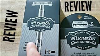 WILKINSON SWORD SHAVER REVIEW