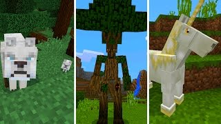 New Mobs in Minecraft Pocket Edition (Amazing Mobs Addon)