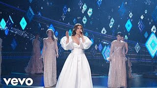 """Idina Menzel """"Into The Unknown"""" Frozen 2 (92nd Oscars 2020) Performance """"AURORA"""" Complete HD"""