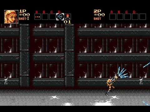 The Classic Contra Series - comparing