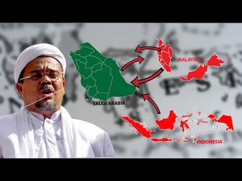GNPF Jelaskan Keberadaan Habib Rizieq
