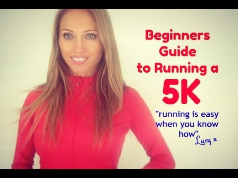 Beginners Guide to Running a 5K – Running is easy when you know how