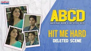 ABCD Movie Unseen Deleted Scene-3 I Allu Sirish I Rukshar Dhillon I Sanjeev Reddy