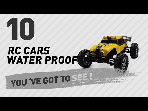 Rc Cars Water Proof Collection // Trending Searches 2017