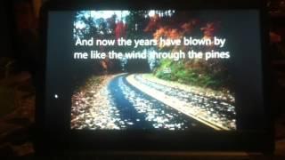 Me Singing - Carolina Moon
