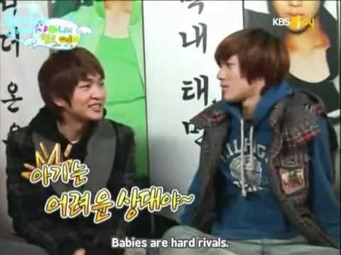 SHINee Hello Baby  Ep2  p1