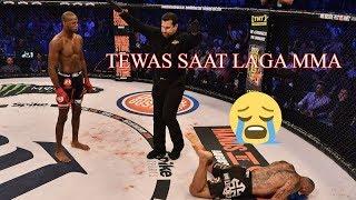 MENGHARUKAN ● PETARUNG MMA YANG TEWAS SAAT BERTARUNG