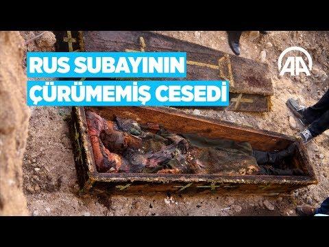 , title : 'Ardahan'da işgalci Rus subayının çürümemiş cesedi bulundu'