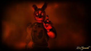 FIVE NIGHTS AT FREDDY'S 3 springtrap tribute Just Gold
