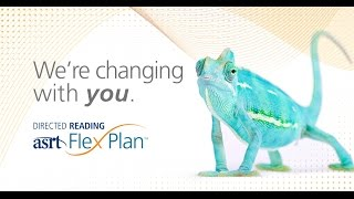 The Directed Reading Flex Plan allows ASRT members more choice and flexibility