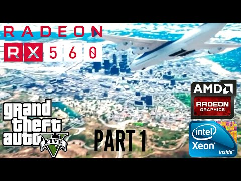 Grand Theft Auto V | Gameplay | Part 1 | Redux Graphics Mod