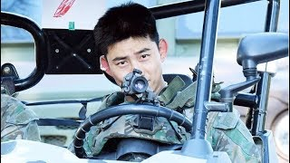 Soldier 옥택연's During 70th Armed Forces Day Event, [181001] 😍