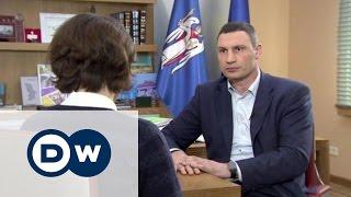 """Кличко: В России работает машина пропаганды - """"Немцова.Интервью"""""""