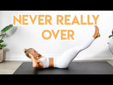 Katy Perry - Never Really Over AB WORKOUT ROUTINE