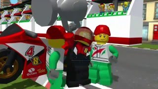 LEGO City My City : Drag Race Motorcycle