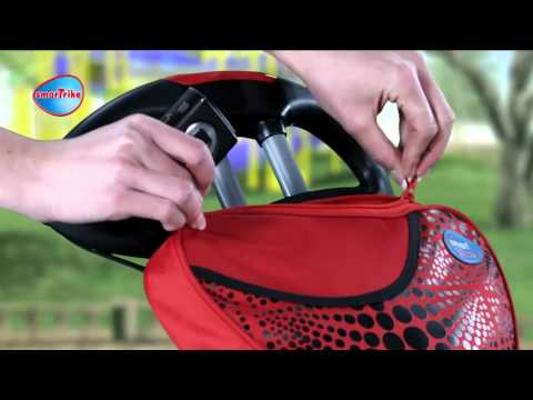 Triciclo Sport Smart Trike Rosa
