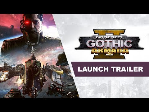 Battlefleet Gothic: Armada 2 - Launch Trailer thumbnail