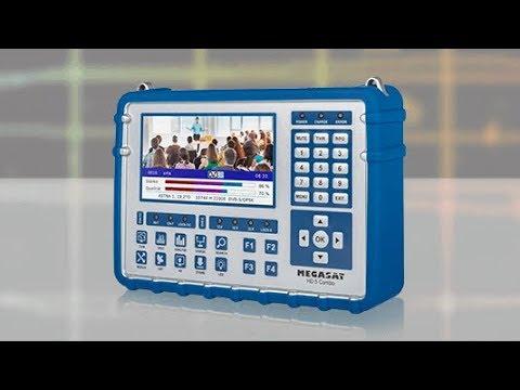Megasat Satmessgerät HD 5 Combo (Produktvideo)