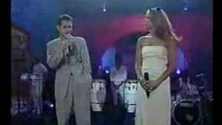 Jennifer Lopez Feat Marc Anthony   No Me Ames Live
