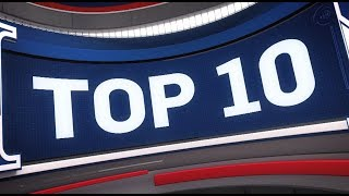 NBA Top 10 Plays of the Night | January 13, 2020