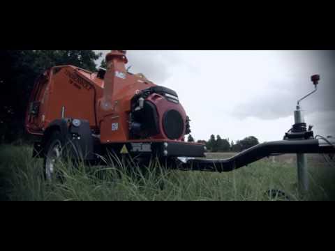 Timberwolf Holzhäcksler | Häcksler | Schredder TW 160PH