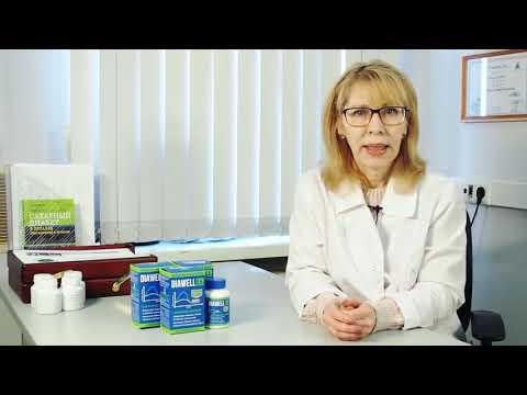 Διατροφή για το ήπαρ και το πάγκρεας σε σακχαρώδη διαβήτη