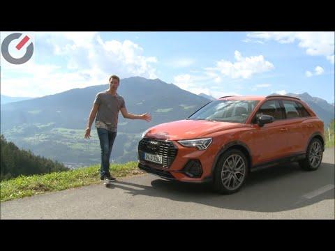 Audi Q3 45 TFSI Quattro 2018 / 2019 169 kW / 230 PS Test, Review, Fahrbericht