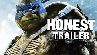 Honest Trailers - Teenage Mutant Ninja Turtles (2014)