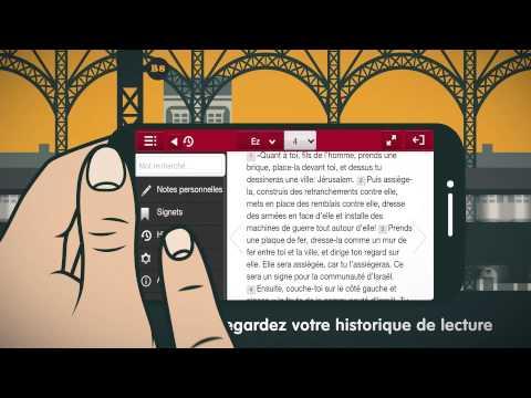 Video of Bible d'étude Segond 21