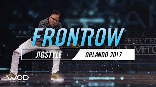 Jigstyle | FrontRow | World of Dance Orlando 2017 | #WODFL17