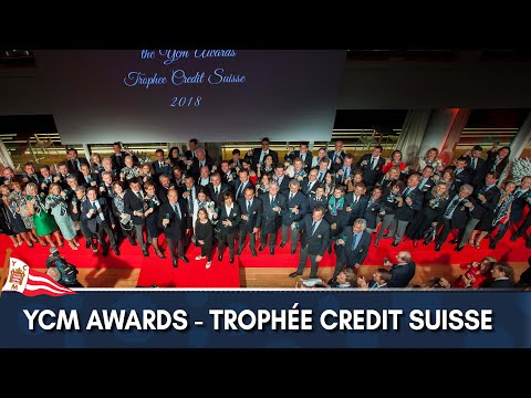 YCM Awards - Trophée Credit Suisse 2018