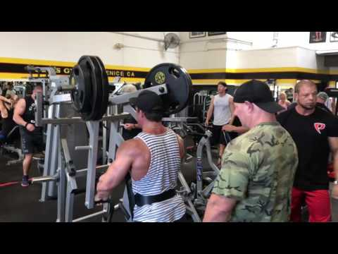 Le renforcement des articulations dans le bodybuilding